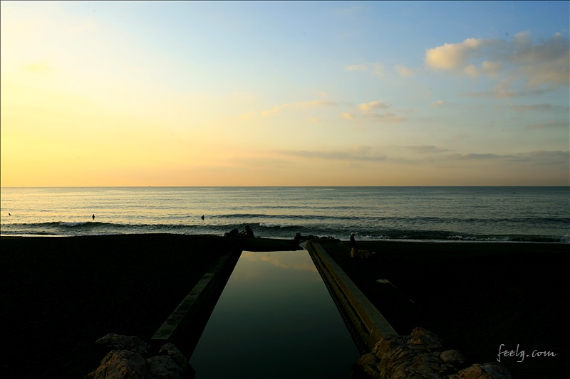 Beach Photograph - 2012.11.13 No.9